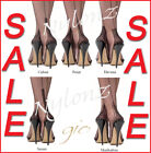 *SALE CLEARANCE* Gio Fully Fashioned Stockings Imperfects - All Sizes & Colours