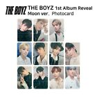 THE BOYZ 1st album REVEAL Official Photocard MOON Version KPOP K-POP