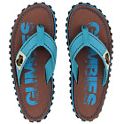 Gumbies - Islander Canvas Flip-Flops - Eroded Retro