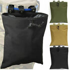 Tactical Military Hunting Molle Magazine Ammo Dump Drop Pouch Bag Large US FAST