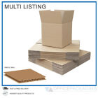 New SINGLE WALL CARDBOARD BOXES MOVING POSTAL HIGH QUALITY 45