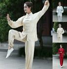 Chinese Style Women's Kung Fu Suit Tai Chi Clothing Outdoor Evening Dress bjtp