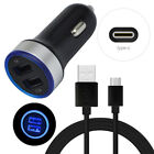 For ZTE Zmax Pro Z981 Z983 Blade Grand X Z Max XL Z982 Wall Car Charger Charging