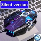 Professional Gaming Mouse Ergonomic Mechanical Wired Silent 3200 dpi 7 Buttons