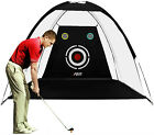 2M Golf Hitting Net|Golf Chipping Net||Hitting Training Aids Practice Nets