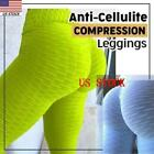 Anti-Cellulite Leggings Women Butt Lifter Yoga Pant Fitness Trouser Compression