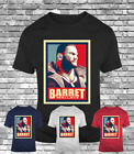 Barret T-Shirt FF7 Game Final Fantasy VII Remake Wallace Funny Gaming Gift Tee