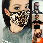 Fashion Protective Face Mask W.Filter Washable Reusable Women,Men,Youth,Children