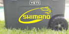 Shimano Fishing Die-cut Vinyl Decal Sticker     20 Colors Available
