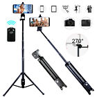 Extendable Selfie Stick Monopod Tripod Bluetooth Remote Shutter for Cell Phone