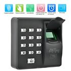 Fingerprint RFID Card Reader Waterproof Door Access Control 13.56MHz/125KHz 12V