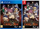 Fairy Tail (PS4 / Switch) PRE-ORDER NOW / RELEASED 25th JUNE * FREE UK P&P *