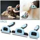 Dog Brush For Shedding-Best PET Grooming Comb Tools Trimmer Clipper Hair N2X5