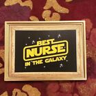 Best Nurse In The Galaxy Gift Covid Star Wars Christmas Ornament/Magnet/DHM/Wall $8.0 USD on eBay