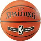 Spalding Spalding NBA Silver Outdoor Basketball - Size 6 --DS