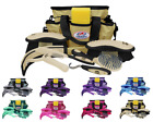 Derby Originals Premium Ringside 8 Item Horse or Pet Grooming Kits with Tote