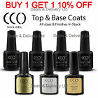 CCO GEL NAIL PACKAGE POLISH VARNISH TOP COAT BASE COAT PRIMER OIL GELS UV LED UK