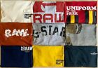 Men's G-Star Raw T-Shirts NWT
