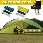 4.8m Portable Large Outdoor Camping Tent Beach Canopy UV Sun Shade Shelter +