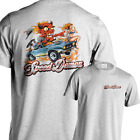 Dodge Speed Demon T-Shirt Plymouth Barracuda Monster Hot Rod Small to 6XL $14.95 USD on eBay