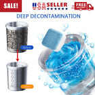 20Pcs Washing Machine Cleaner Deep Cleaning Remover Effervescent Tablet US