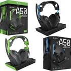 Astro A50 - Wireless Gaming Headset - Xbox One / PS4 - Black + Green / Blue