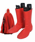 Star Wars Emperor's Royal Guard Cosplay Boots Shoes Custom Made $58.9 USD on eBay