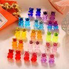 MINI PENNY SWEETS GUMMY BEAR STUD EARRINGS Funky Quirky Shop Kawaii Retro New image