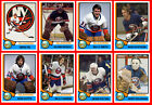 NEW YORK ISLANDERS 1974-75 High Grade NHL Custom Made Hockey Cards U-Pick THICK $2.4 CAD on eBay