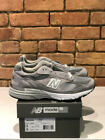 NEW BALANCE SHOES STYLE MR993GL COLOR GREY MADE IN THE USA WIDTH D