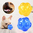 Tooth Cleaning Ball Chew Toy Puppy Giggle Sound High Bounce Funny Dog Cat Play