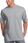 Carhartt Men'S K87 Workwear Pocket Short Sleeve T-Shirt (Regular And Big  Tall
