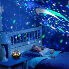 LED Rotating Night Light Universe for Kids Gifts Projector Desk Starry Lamp Star