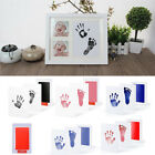 US Baby Safe Inkless Touch Footprint Handprint Ink Pad Free Record Commemorate