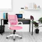 Office Chair Computer Desk Chair Gaming - Ergonomic Mid Back Cushion Lumbar
