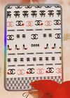 3D Nail Stickers Nail Art Adhesive Transfer Sticker Decals Tips Trend US seller
