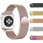 Milanese Loop Band Strap For Apple Watch Series 5 4 3 2 1 38mm 42mm 40mm 44mm image