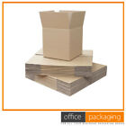 Cardboard Postal Mailing Single Wall Boxes 12