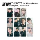 THE BOYZ 1st album REVEAL Official Photocard BOY Version K-POP KPOP