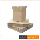 Single Wall Cardboard Postal Mailing Boxes Multiple Sizes