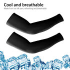Uv Sun Protection Cooling Arm Sleeves Compression Arm Cover Shield For Men Women