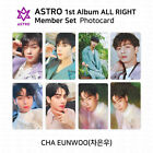 ASTRO 1st Album All Light Official Photocard Photo Card Eunwoo K-POP KPOP