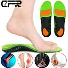 CFR Insoles Orthotic Shoe Inserts Arch Support For Plantar Fasciitis&Flat Feet