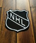 Patch Iron-On or Sew-On NHL Logo National Hockey League Embroidered Applique $6.0 USD on eBay