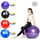 Exercise Workout Yoga Ball - Yoga Fitness Pilates Sculpting Balance Include Pump image