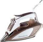 Rowenta Dw5080 1700-Watt Micro Steam Iron Stainless Steel Soleplate With Auto-Of