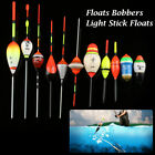 Sizes Light Stick Floats Floats Bobbers Ice Fishing Lure Float Indicator