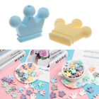 Toy Necklace DIY Hand-Making Crown Pacifier Chain Baby Teether Silicone Beads