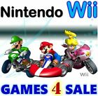 Nintendo Wii * Popular Games * Individual Sale * Good Condition * Free Postage