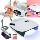 Nail Dryer LED Lamp UV Light for Nails Polish Gel Machine Electric Manicure-140W